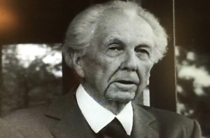 Architect Frank Lloyd Wright discusses the importance of livability in designing homes and attacks fellow architect Philip Johnson's glass houses.